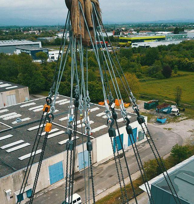 #crane #load #test