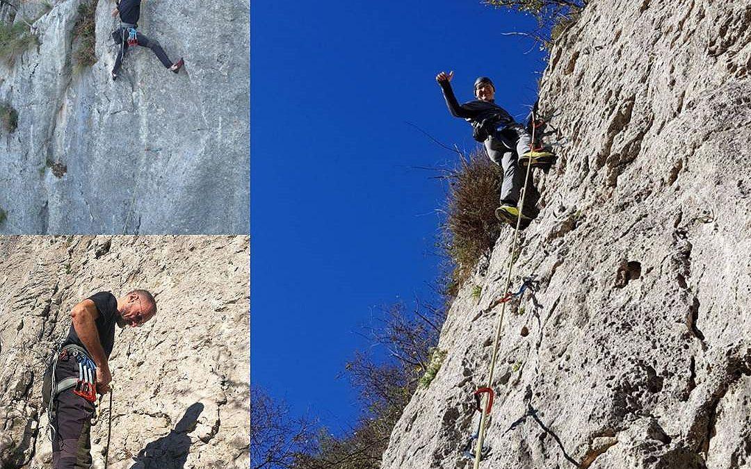 #lumignano #lumignanoclimbing #prima #arrampicata #grande #maestro #guidolin