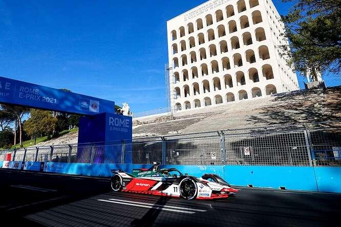 Roma Formula E 2021